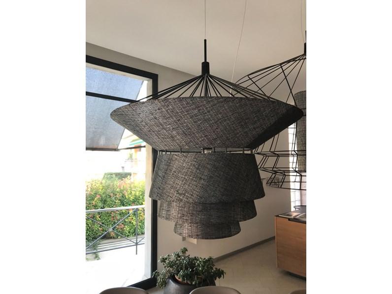 Lampade a sospensione in metallo bolero e zeppelin for Lampade in offerta