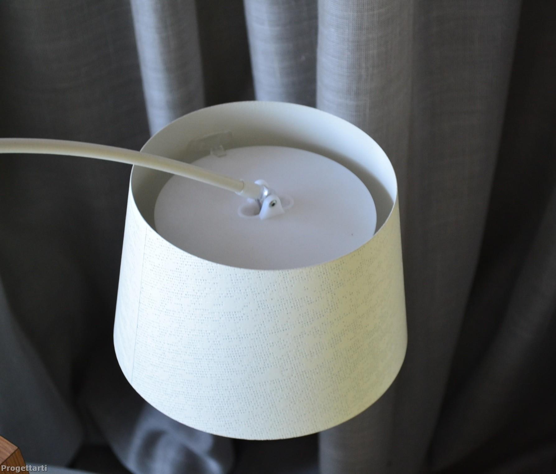 Luce tavolo twiggy foscarini illuminazione a prezzi scontati for Luce da tavolo