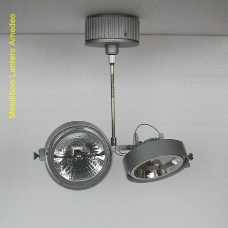 Illuminazione flos lucitalia faretti kriter lampade fine for Faretti flos