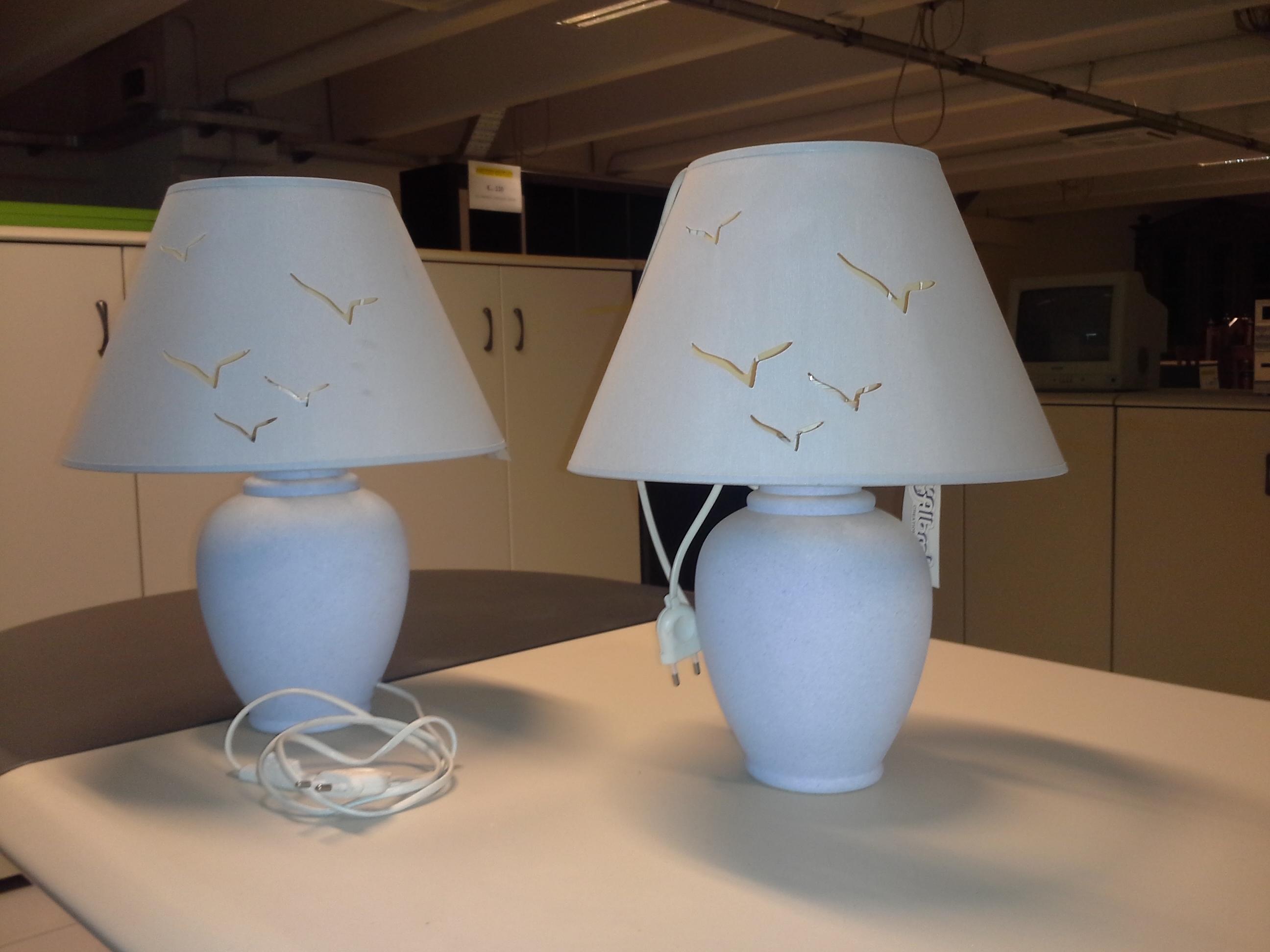 Offerta lampada da tavolo illuminazione a prezzi scontati - Kit per lampade da tavolo ...