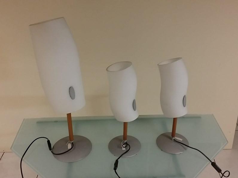 Offerta lampade da tavolo interni luce for Luce da tavolo