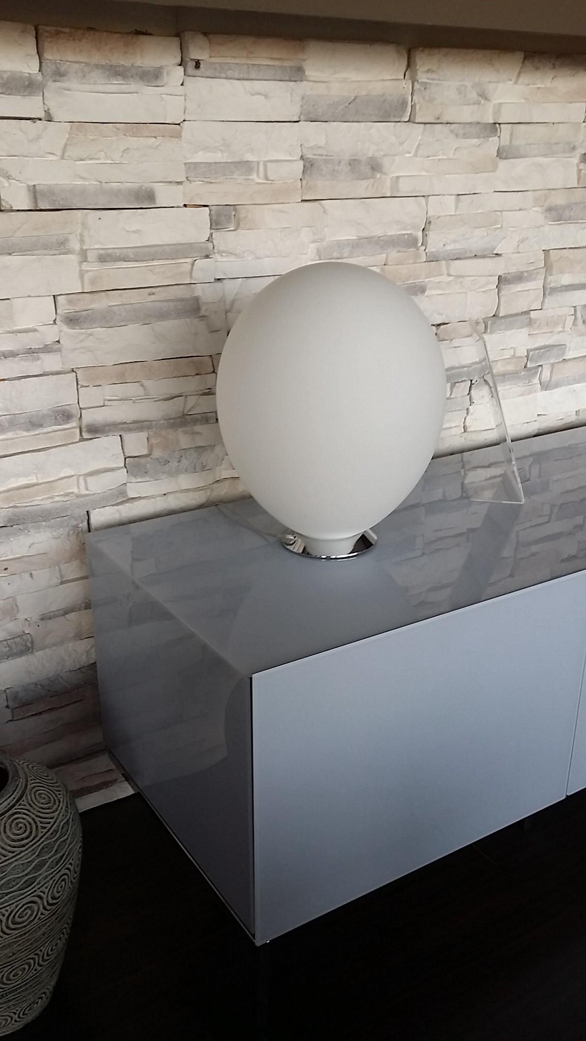 Outlet lampada da tavolo Interni Luce Sfera ...
