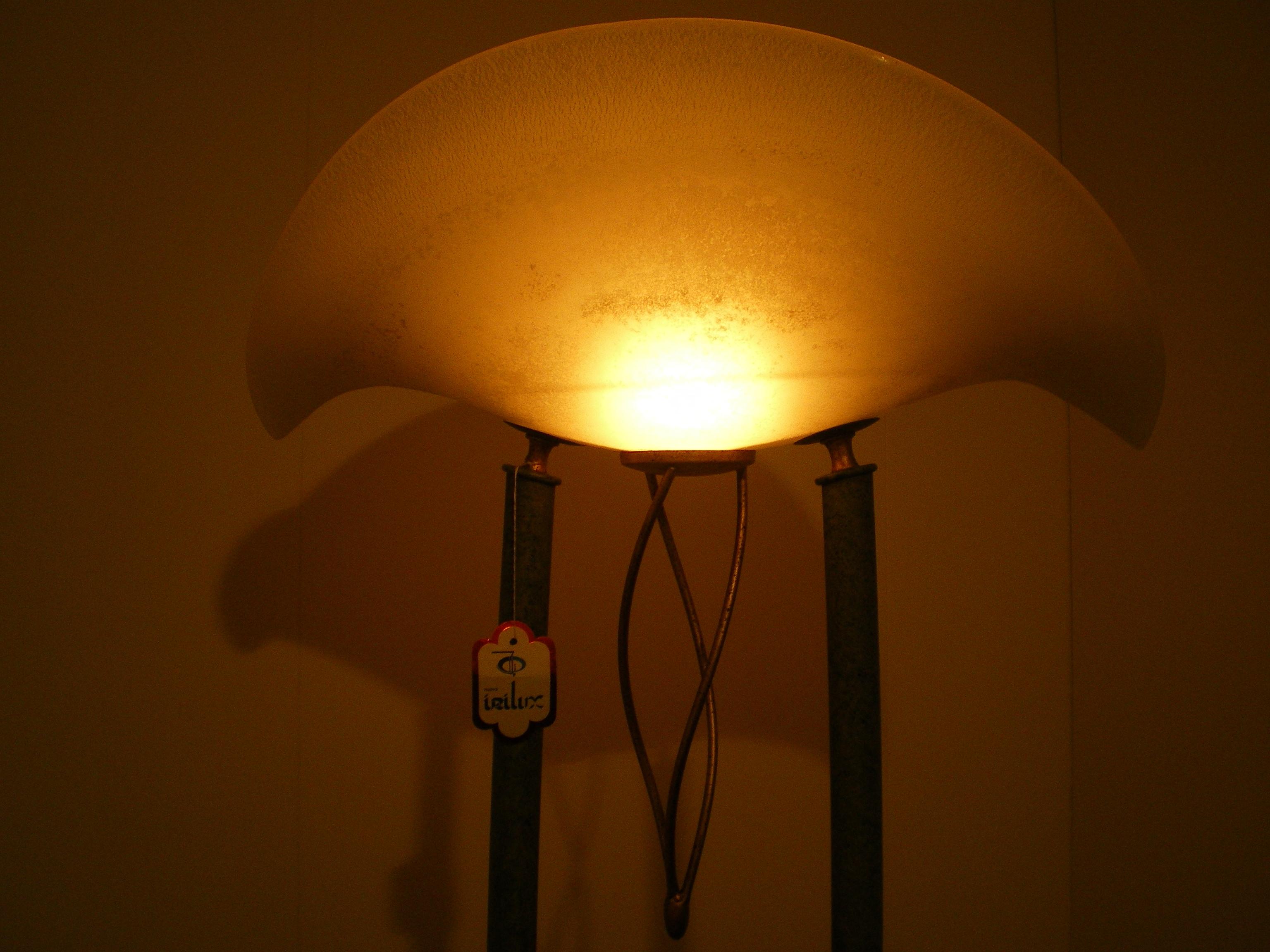 Illuminazione Irilux Classica Vetro Lampade da terra Classico - Illuminazione a prezzi scontati