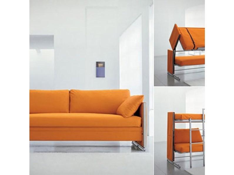 Clei divano a castello apribile forti sconti sul nuovo - Divano letto a castello prezzo ...