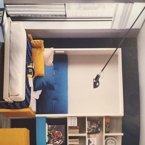 Clei Letto Altea 120 sofa\', FORTI SCONTI SUL NUOVO - Letti a ...
