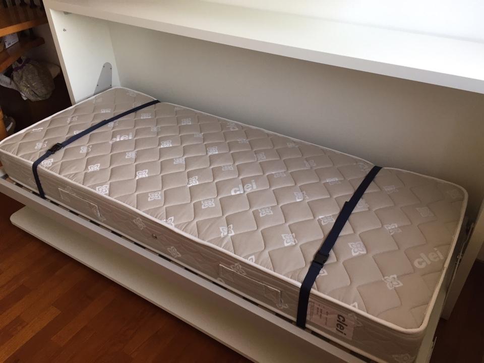 Clei letto kali board 90 prezzo outlet letti a prezzi - Letto singolo a scomparsa prezzi ...