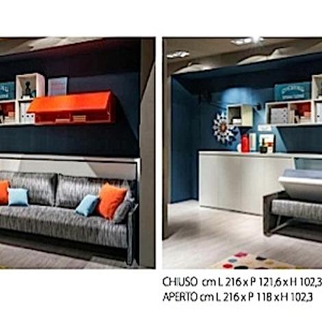 Clei letto kali sofa 39 90 forti sconti sul nuovo letti - Clei divano letto ...