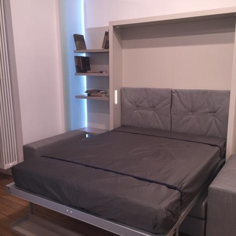 Clei letto matrimoniale a scomparsa tango 270 forti - Clei divano letto ...