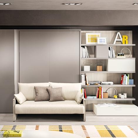 Clei letto penelope sofa 39 prezzo scontato outlet letti a for Sconti divano letto
