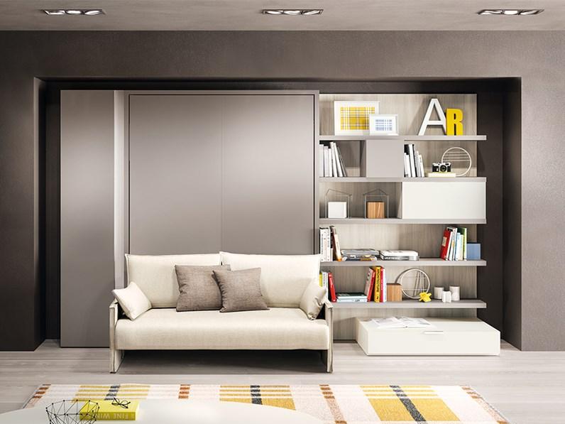 Clei letto penelope sofa 39 prezzo scontato outlet - Clei divano letto ...