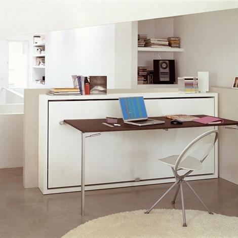 Clei letto poppi desk 90 forti sconti sul nuovo letti a - Letto a scomparsa clei prezzi ...