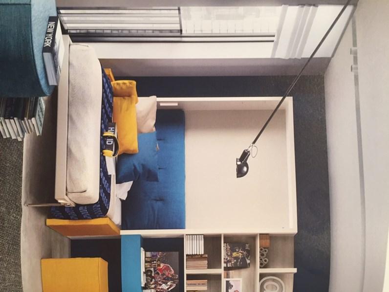 Clei Letto Altea 120 sofa\' prezzo scontato OUTLET