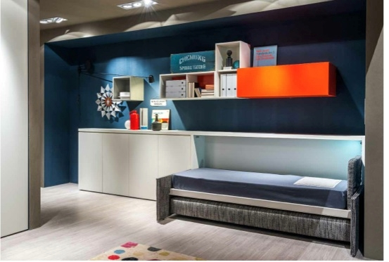 Clei letto kali sofa 39 90 39 a prezzo scontato letti a - Clei divano letto ...