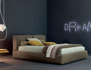 LETTO Academy piuma Twils in OFFERTA OUTLET