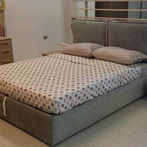 Letto artigianale modello lodge con materasso e guanciali - Materasso letto contenitore ...