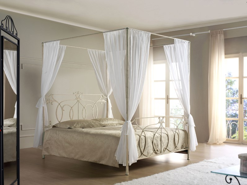 Letto Matrimoniale A Baldacchino Design.Ikea Letto Matrimoniale Baldacchino Ikea Copripiumini Letto