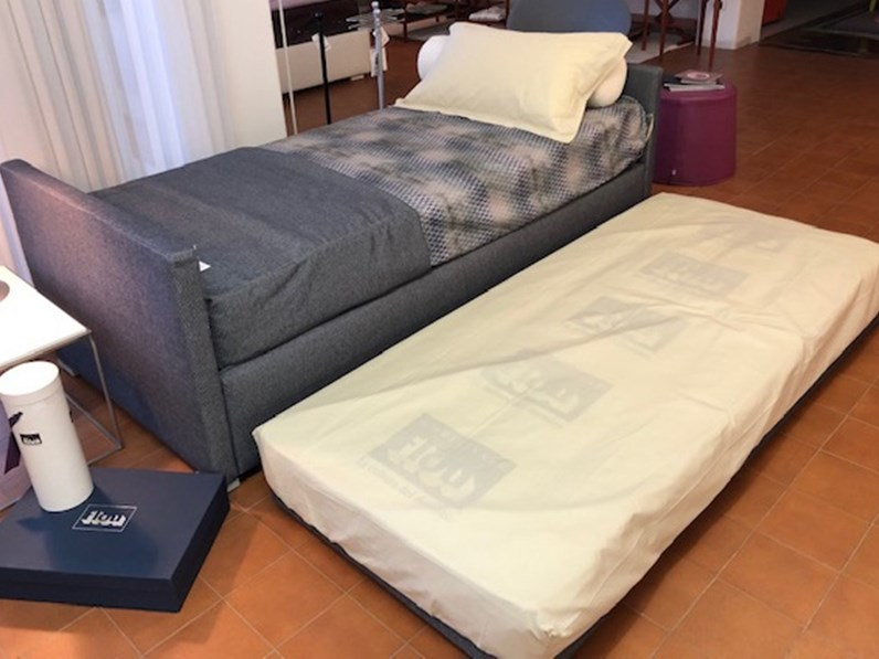 Letto biss flou a prezzi outlet for Outlet letti flou