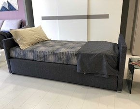 LETTO Biss Flou a PREZZI OUTLET