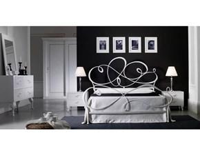LETTO Capriccio Florentia bed  in OFFERTA OUTLET