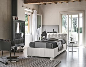 LETTO Chamonix Target point in OFFERTA OUTLET
