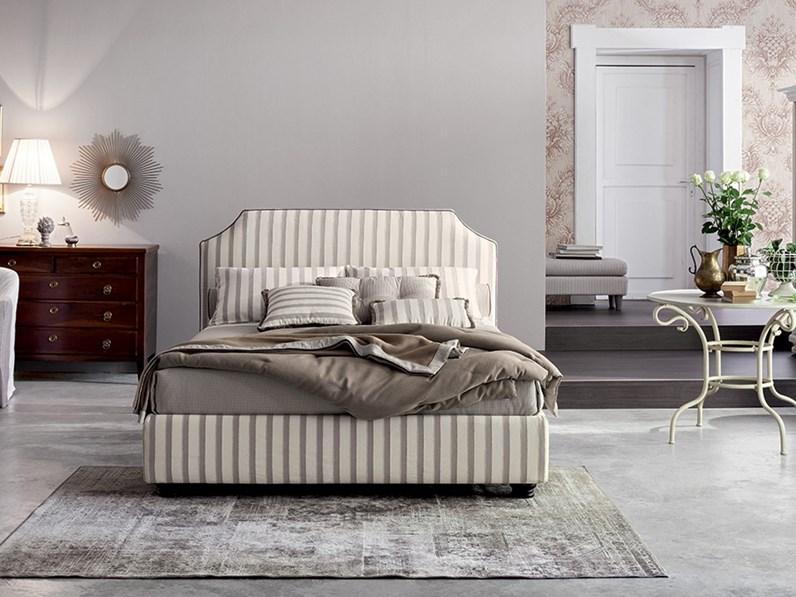 Letto classico con contenitore penelope a prezzo ribassato - Prezzo letto contenitore ...