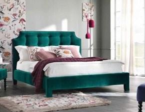 Letto classico con gambe Letto matrimoniale lavanda 50 luxury made in italy Md work a prezzo ribassato