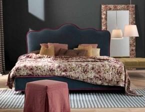 Letto classico Letto matrimoniale orchidea 50 luxury made in italy Md work con uno sconto esclusivo
