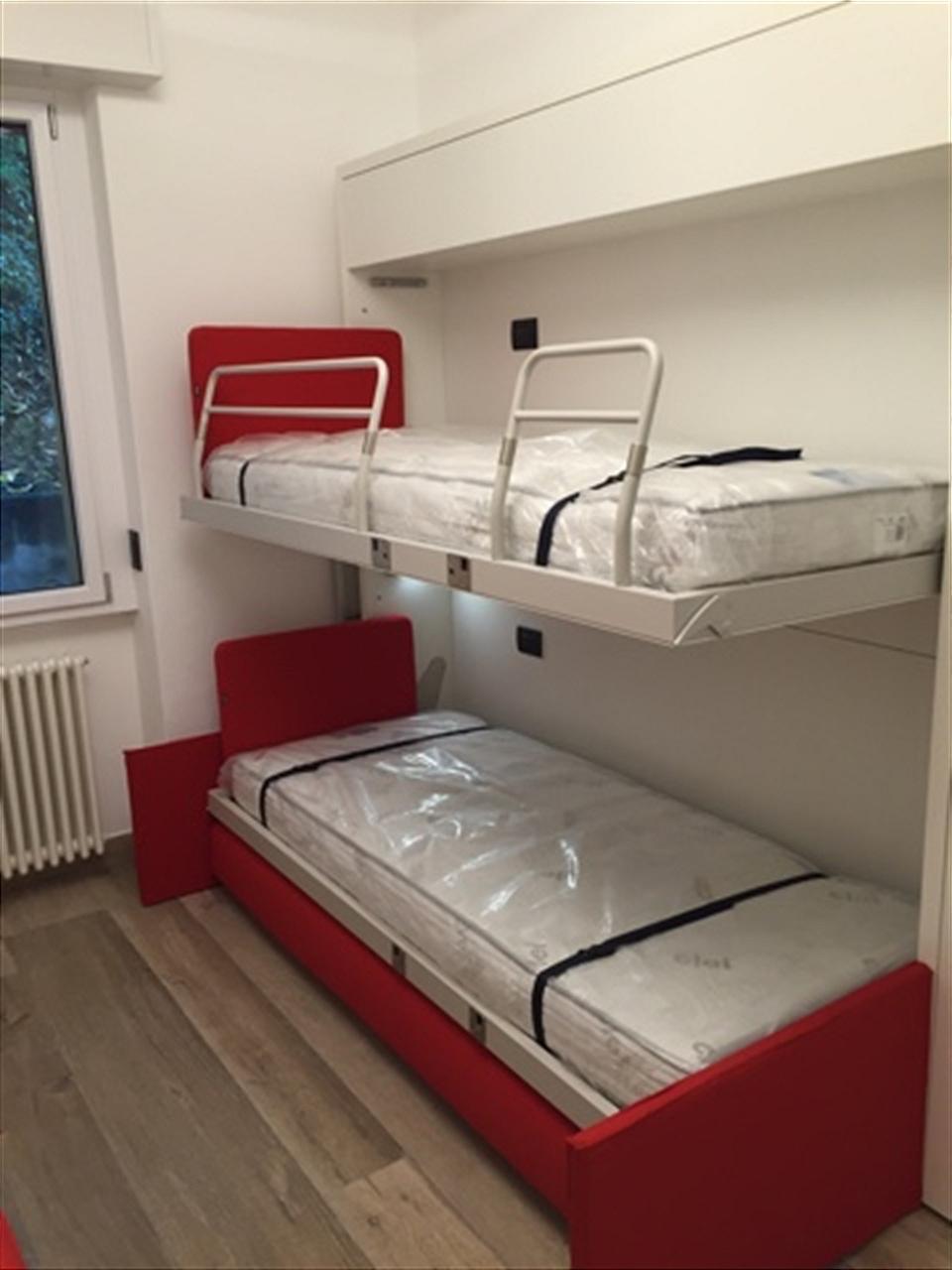 Clei letto kali duo sofa 39 2200 prezzo scontato outlet - Divano letto a castello prezzo ...