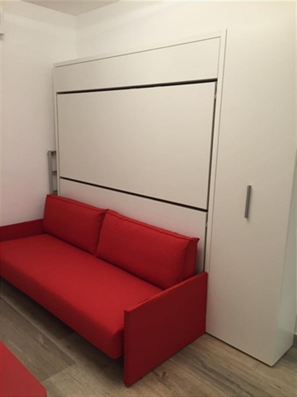 Clei letto kali duo sofa 39 2200 prezzo scontato outlet - Letto a scomparsa clei prezzi ...