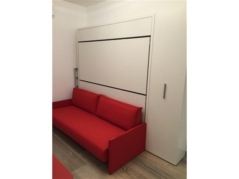 Clei Letto Kali duo sofa' 2200 prezzo scontato OUTLET