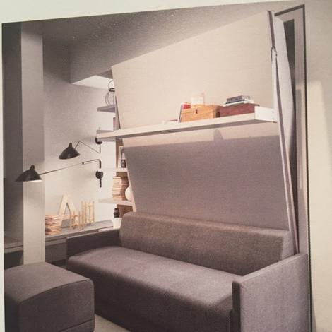 Letto clei modello oslo divano forti sconti sul nuovo for Divano letto nuovo