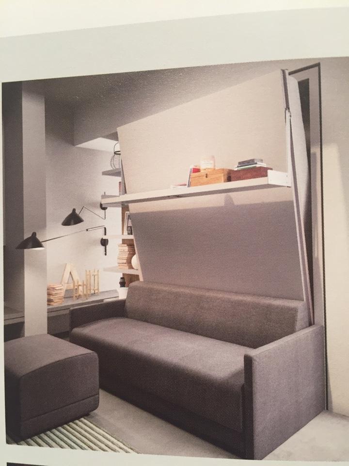Letto clei modello oslo divano forti sconti sul nuovo letti a prezzi scontati - Divano letto a scomparsa prezzo ...