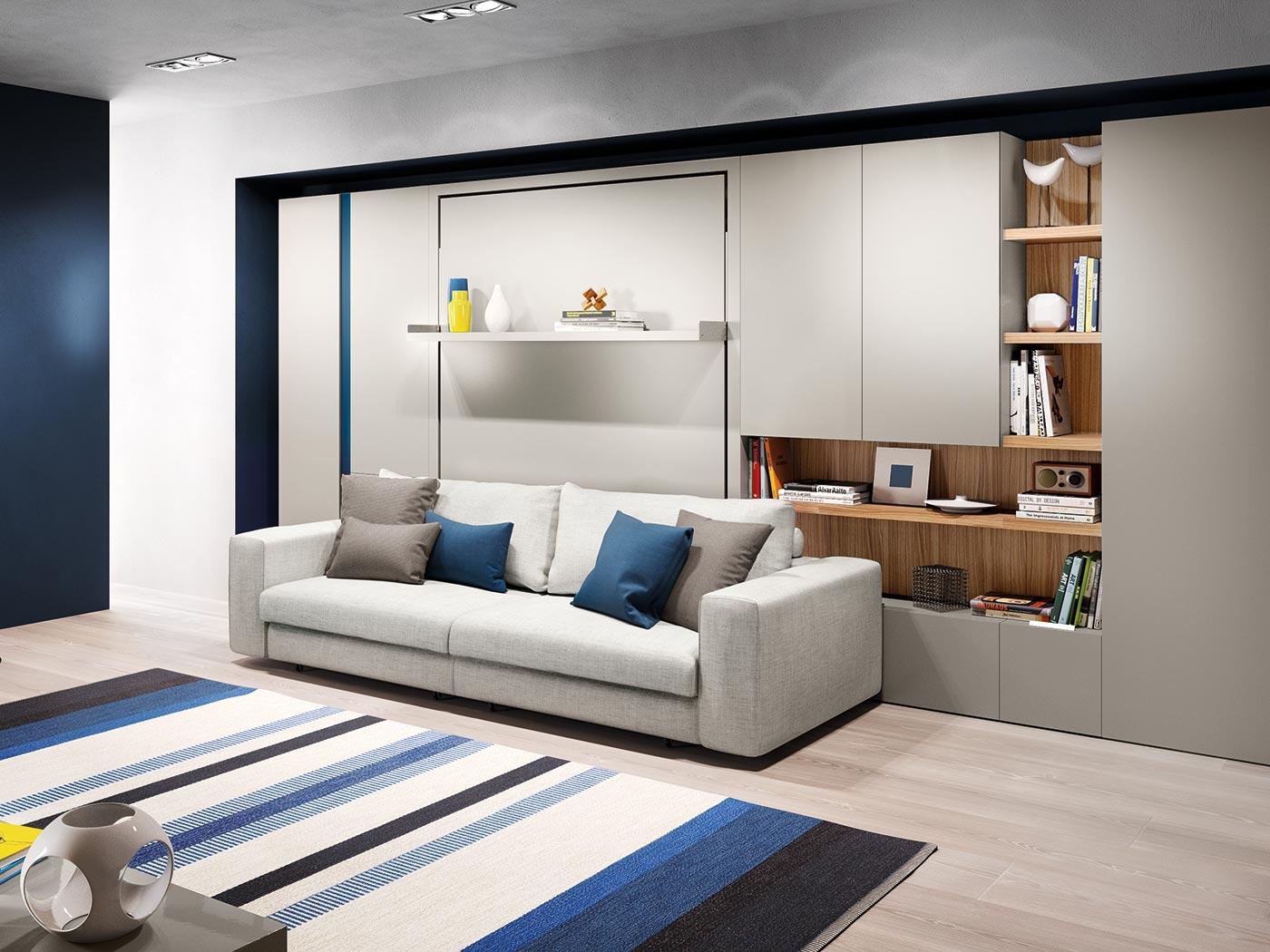 Clei letto tango 270 prezzo scontato outlet letti a - Clei divano letto ...
