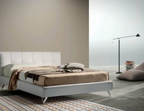 LETTO Contemporary lift Samoa in OFFERTA OUTLET
