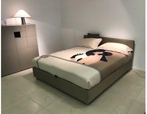 letto flou Notturno contenitore esposizione