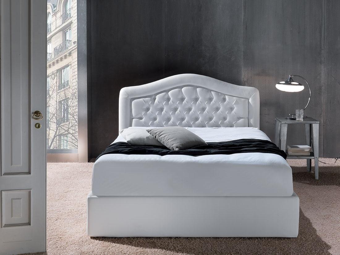 letto crippa divani letti letto avorio imbottiti scontato