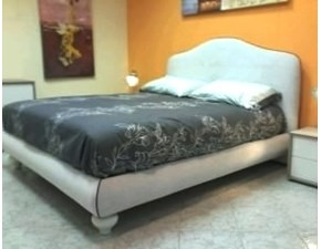 LETTO Daminan chic Felis in OFFERTA OUTLET