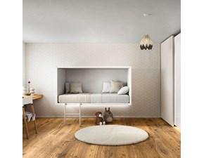 Letto design a scomparsa Cluud bed Lago a prezzo ribassato