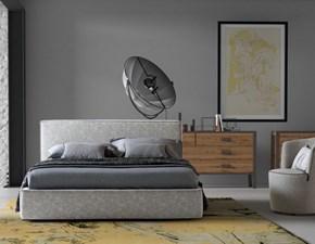 Letto design con contenitore Ipanema Lecomfort a prezzo ribassato