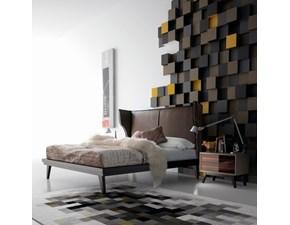 Letto design con gambe Absolute dormitorio Artigianale a prezzo ribassato