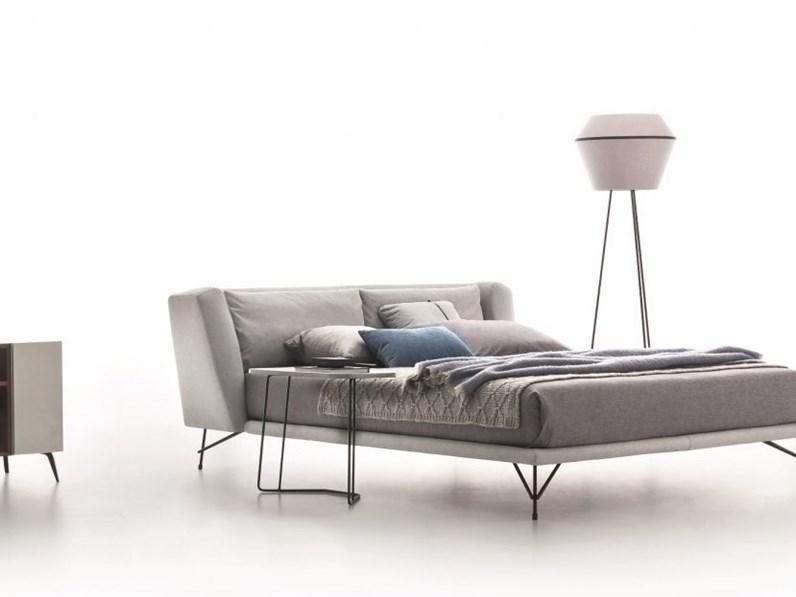 Letto design lennox di ditre italia a prezzo ribassato for Letti di design outlet