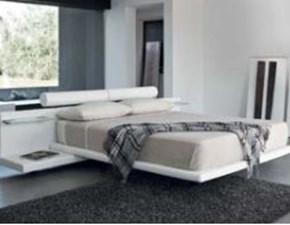 Letto design con gambe Letto luxury vari colori normal e maxi  Md work a prezzo ribassato