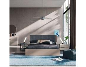 Letto design Orme light night letto dofia con cuscino Orme con uno sconto esclusivo