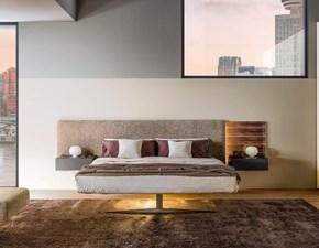 Letto design Steel free_bed Lago con un ribasso esclusivo