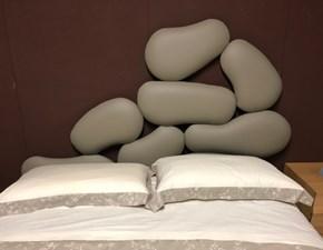Letto design Stones fix Noctis con uno sconto del 60%
