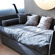 Sdraio da esterno impilabile in resina e fibra di vetro - Gervasoni divano letto ...