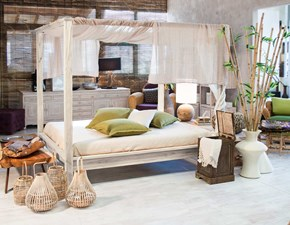 LETTO Etno-chic Outlet etnico in OFFERTA OUTLET
