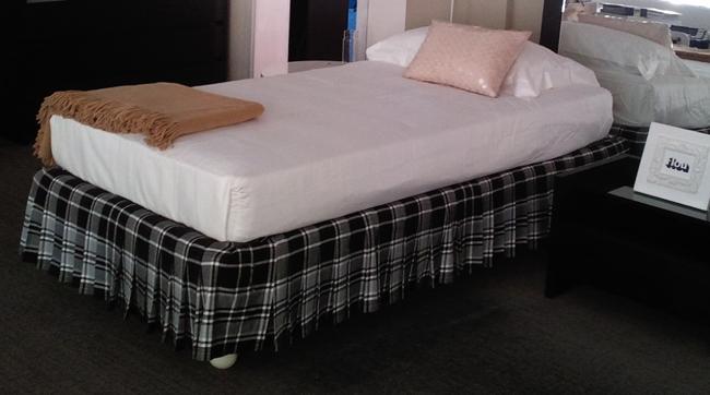 Doghe del letto elegant reti a doghe elettriche motorizzate in legno e acciaio singole una - Telaio del letto ...