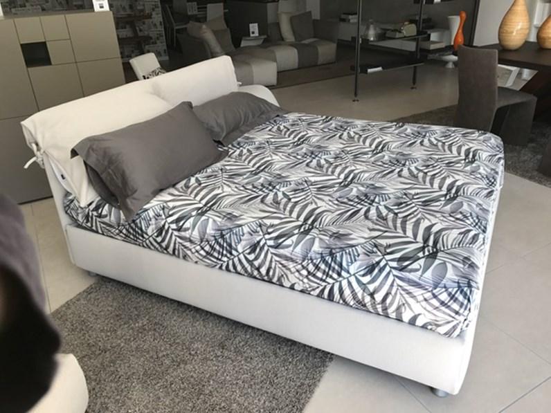 Awesome letto flou nathalie gallery - Letto contenitore flou prezzi ...