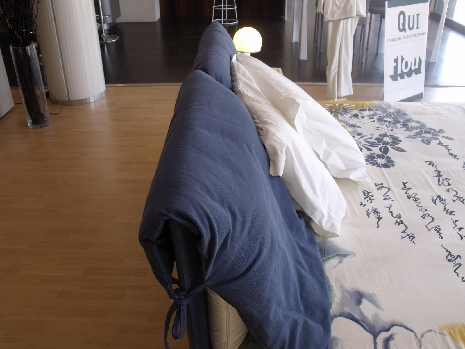 Letto flou nathalie matrimoniale design letti a prezzi - Prezzo letto flou nathalie ...